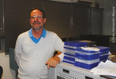 Claudio Ghiorzi, gerente de desenvolvimento tecnológico e operacional da EPTV